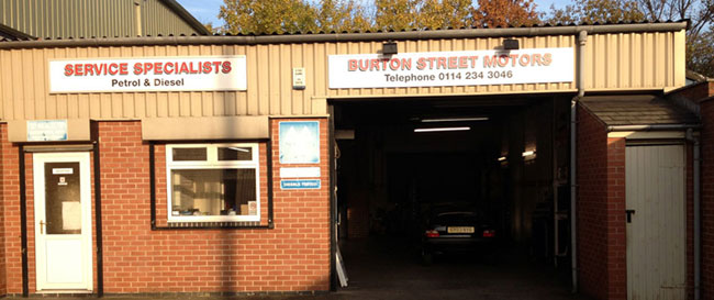Burton Street Motors